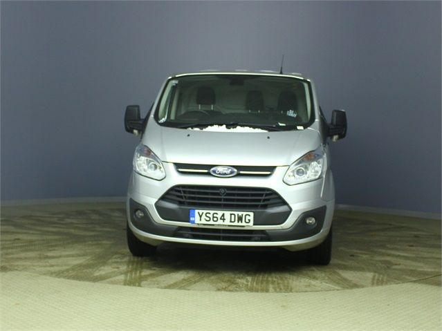 FORD TRANSIT CUSTOM 270 TDCI 100 TREND L1 H1 SWB LOW ROOF - 7166 - 6
