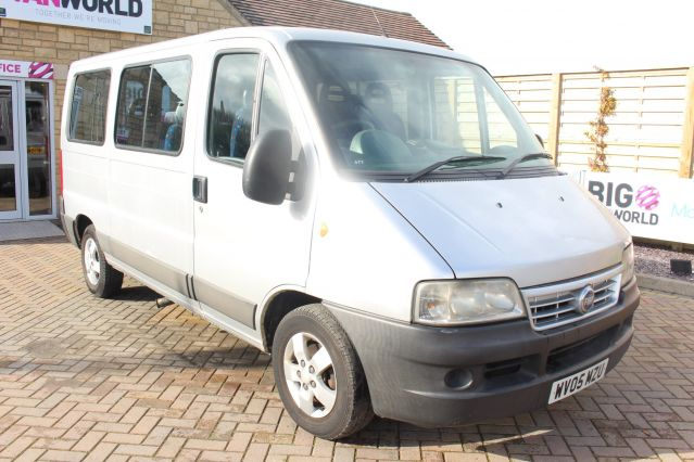 Used FIAT DUCATO in Used Vans Swindon for sale