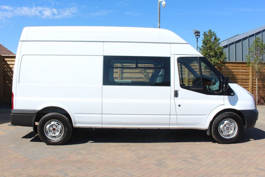 FORD TRANSIT 350 TDCI LWB HIGH ROOF 8 SEAT MESS UNIT - 6097 - 3