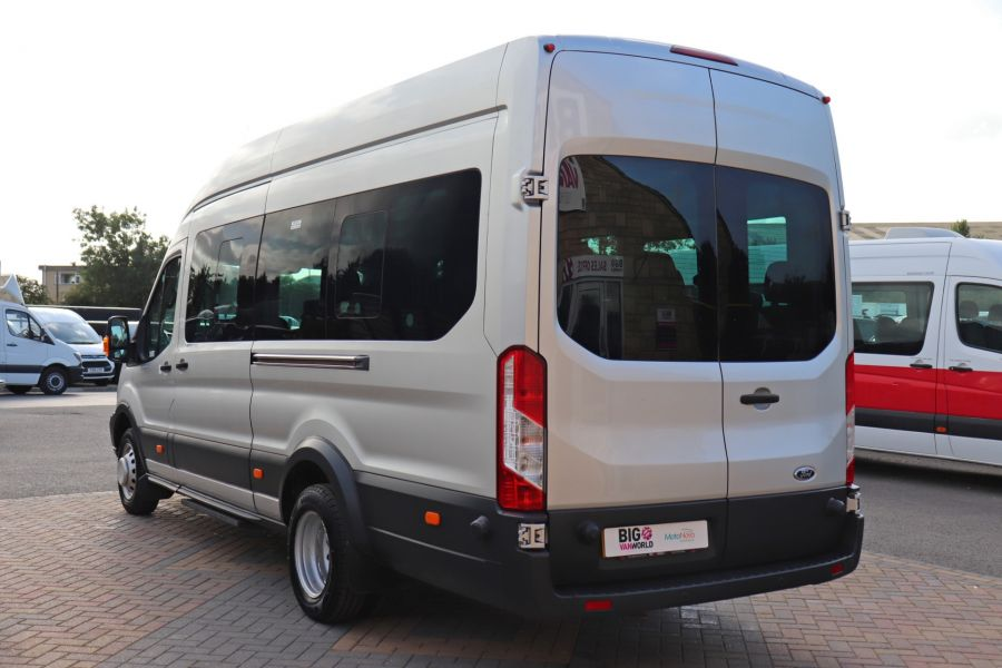 FORD TRANSIT 460 TDCI 155 L4H3 TREND 17 SEAT BUS HIGH ROOF DRW RWD  - 9893 - 7