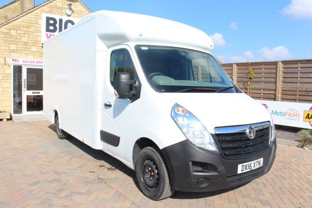 Used VAUXHALL MOVANO in Used Vans Swindon for sale