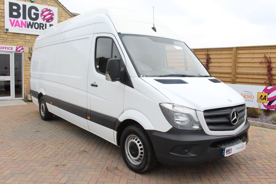 MERCEDES SPRINTER 316 CDI LWB EXTRA HIGH ROOF - 5969 - 2
