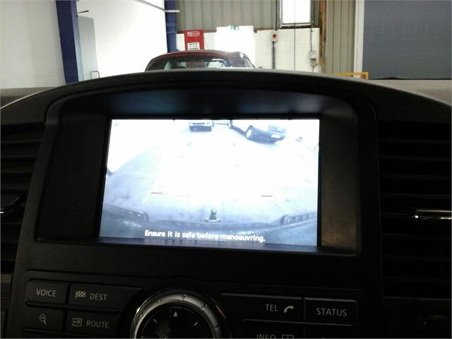 NISSAN NAVARA DCI 190 TEKNA CONNECT 4X4 DOUBLE CAB - 6839 - 12