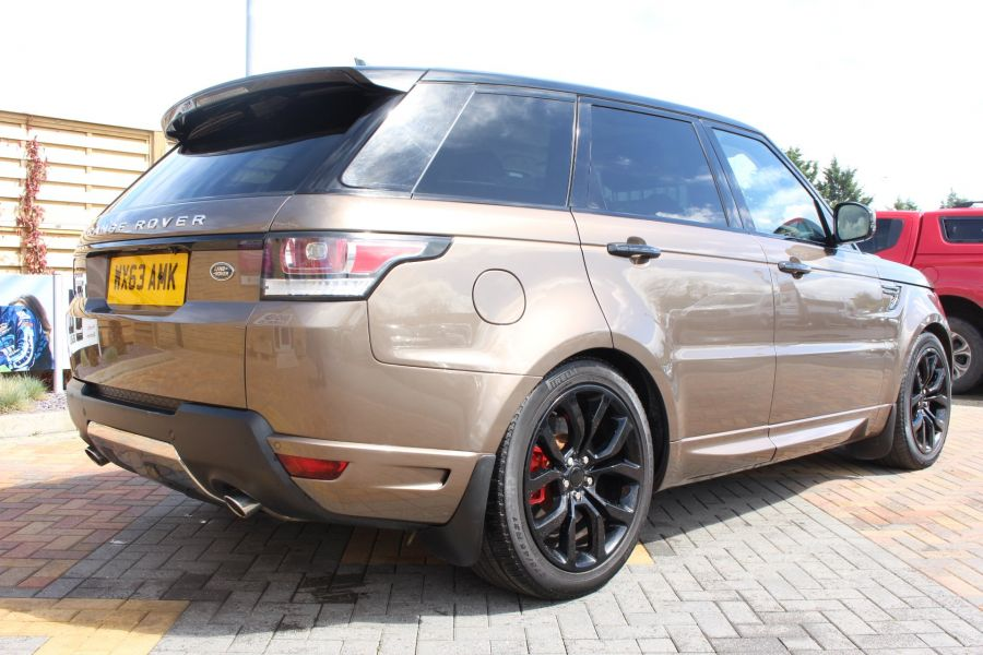 LAND ROVER RANGE ROVER SPORT SDV6 AUTOBIOGRAPHY DYNAMIC - 6603 - 5