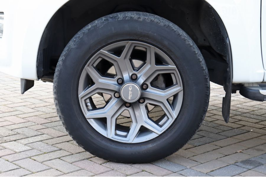 ISUZU D-MAX TD 164 TWIN TURBO BLADE DOUBLE CAB WITH ROLL'N'LOCK TOP  (14049) - 12327 - 53