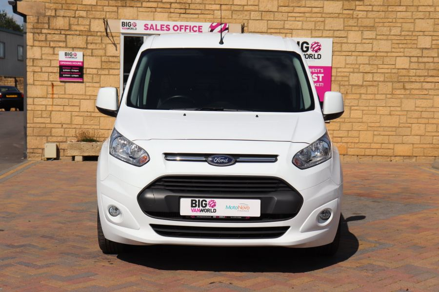 FORD TRANSIT CONNECT 200 TDCI 120 L1H1 LIMITED SWB LOW ROOF - 11716 - 11