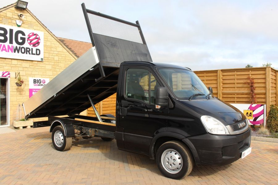 IVECO DAILY 35S13 ALLOY TIPPER - 5431 - 2