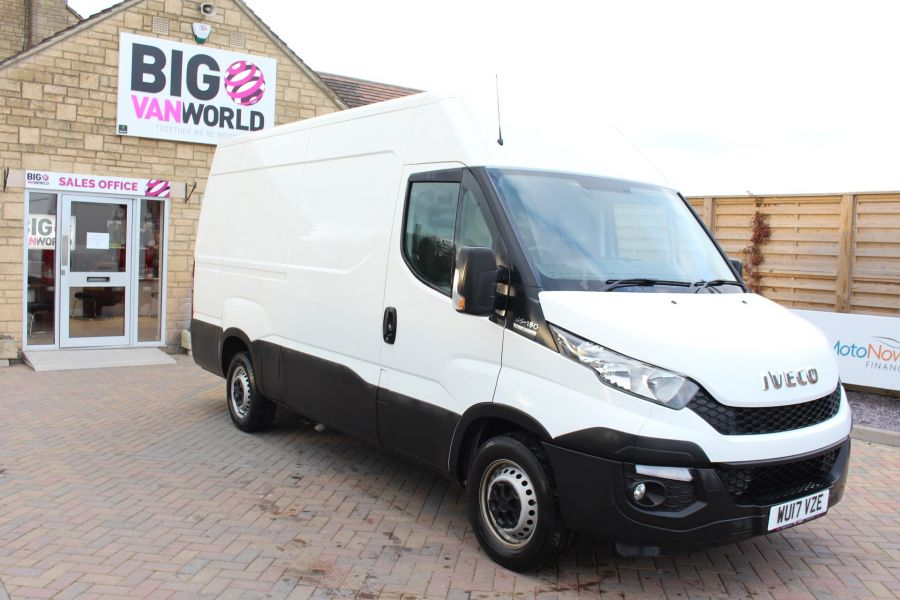 IVECO DAILY 35S13 HI-MATIC MWB HIGH ROOF - 8679 - 3