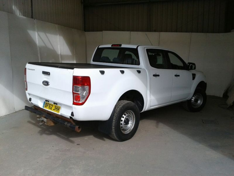 FORD RANGER TDCI 150 XL 4X4 DOUBLE CAB WITH ROLL'N'LOCK TOP - 9264 - 3