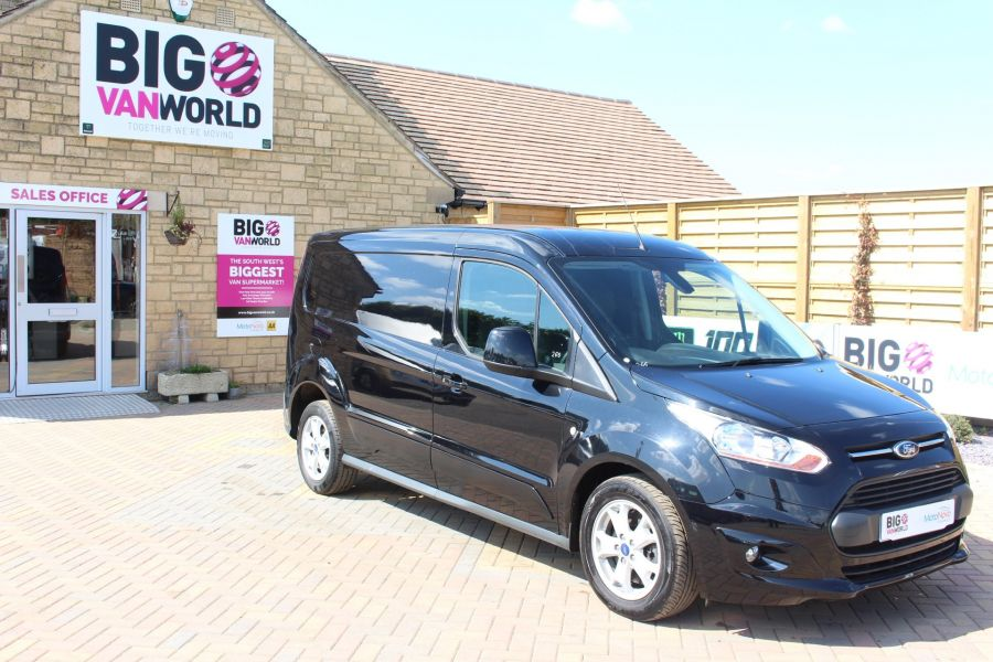 FORD TRANSIT CONNECT 240 TDCI 115 L2 H1 LIMITED LWB LOW ROOF - 6691 - 2