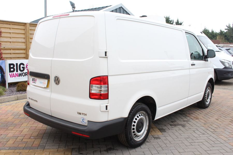 VOLKSWAGEN TRANSPORTER T26 TDI 84 STARTLINE SWB LOW ROOF FRIDGE VAN - 7334 - 5