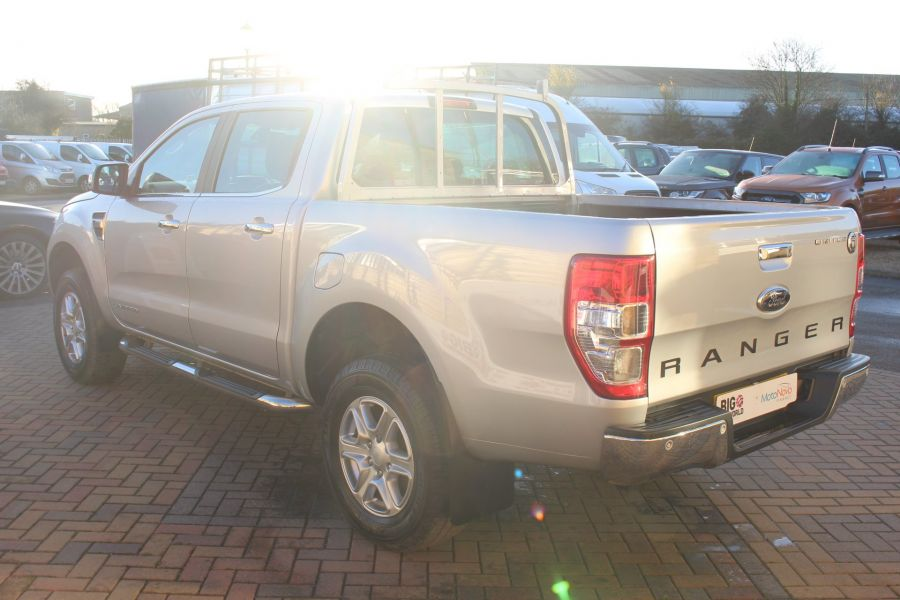 FORD RANGER TDCI 150 LIMITED 4X4  DOUBLE CAB - 6981 - 7