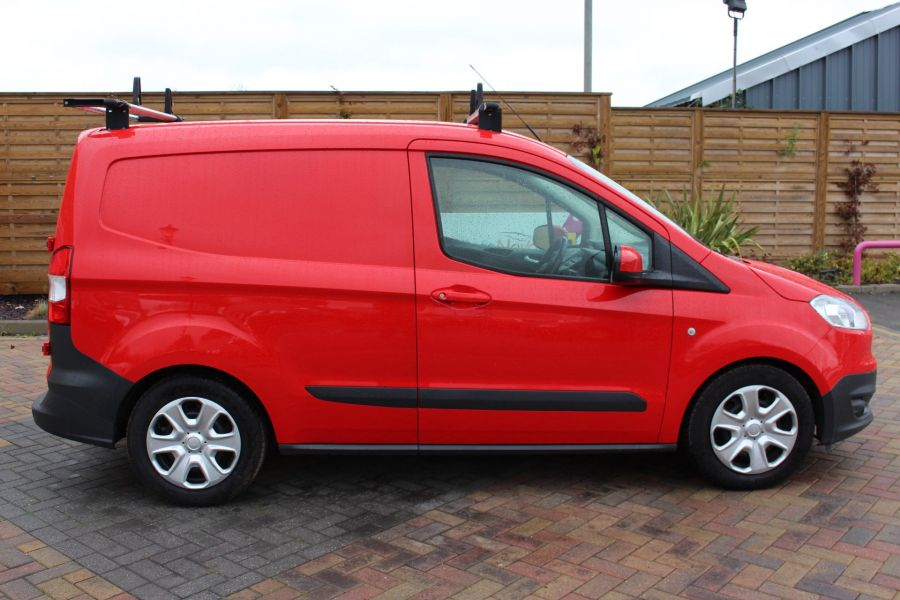FORD TRANSIT COURIER 1 .6 TDCI 95 TREND - 8449 - 4