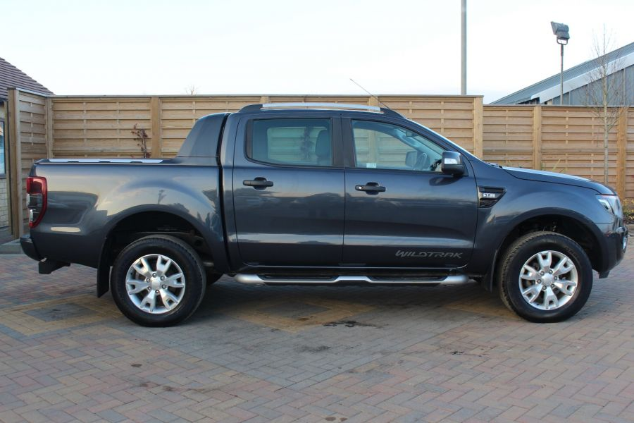 FORD RANGER WILDTRAK 4X4 TDCI 197 DOUBLE CAB - 7356 - 4