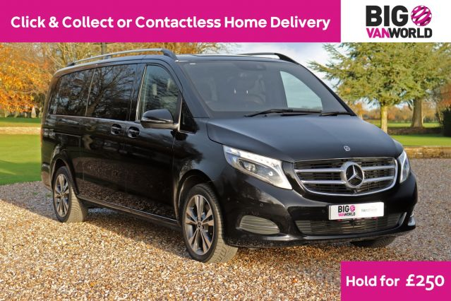 Used MERCEDES V-CLASS in Used Cars Swindon for sale