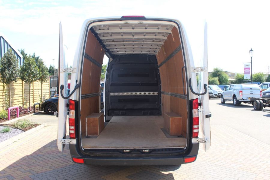 MERCEDES SPRINTER 316 CDI LWB HIGH ROOF 160 BHP - 5927 - 18