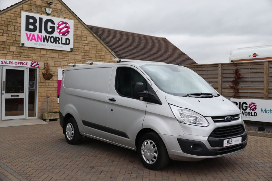 FORD TRANSIT CUSTOM 290 TDCI 130 L1H1 TREND SWB LOW ROOF FWD - 10465 - 2