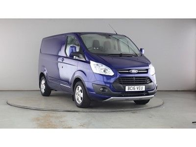 FORD TRANSIT CUSTOM 270 TDCI 125 L1H1 LIMITED SWB LOW ROOF - 11459 - 1