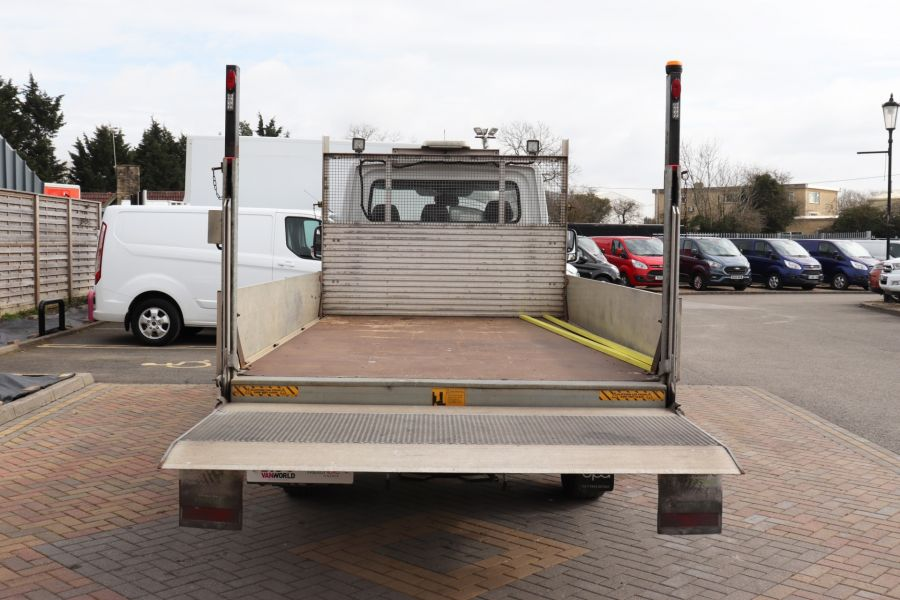 MERCEDES SPRINTER 314 CDI 140 LWB SINGLE CAB ALLOY DROPSIDE WITH TAIL LIFT  (14002) - 12361 - 35