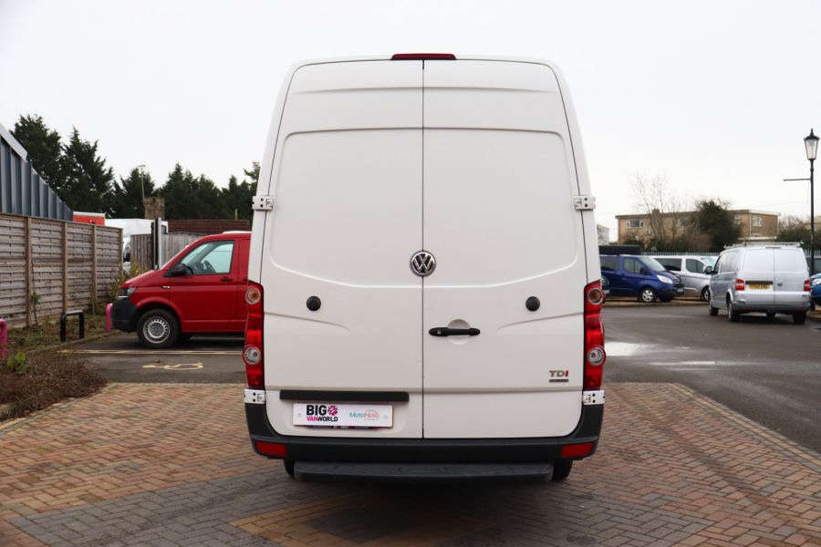 VOLKSWAGEN CRAFTER CR35 TDI 140 BMT LWB HIGH ROOF - 10447 - 6