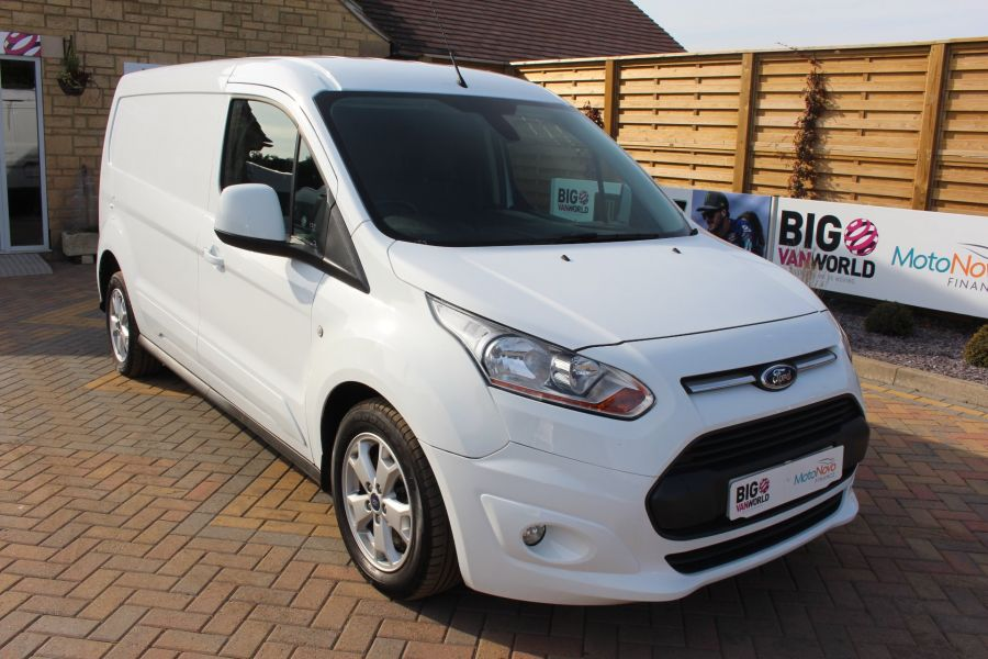 FORD TRANSIT CONNECT 240 TDCI 115 LIMITED L2 H1 LWB - 6165 - 3
