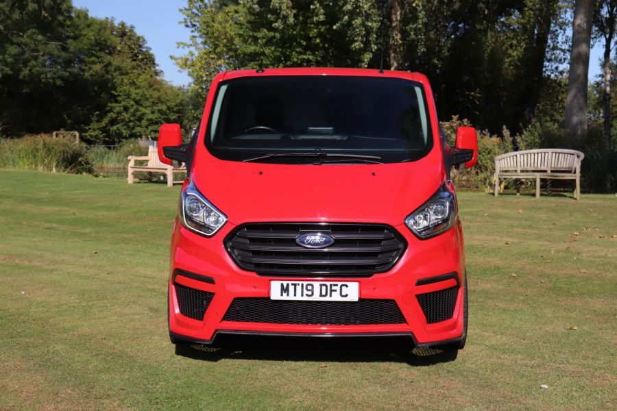 FORD TRANSIT CUSTOM 280 TDCI 130 L1H1 MOTION R LIMITED EDITION - 9983 - 8