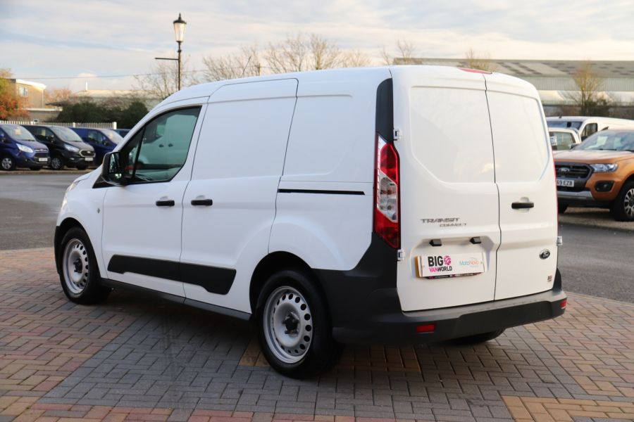 FORD TRANSIT CONNECT 220 TDCI 75 L1H1 DOUBLE CAB 5 SEAT CREW VAN SWB LOW ROOF - 11536 - 10