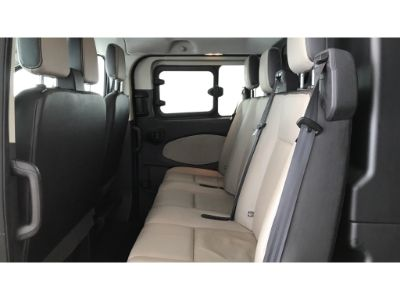 FORD TRANSIT CUSTOM 310 TDCI 130 L2H1 LIMITED DOUBLE CAB 6 SEAT CREW VAN LWB LOW ROOF - 11097 - 14