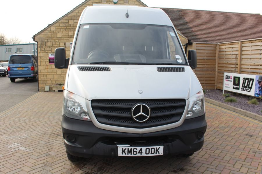 MERCEDES SPRINTER 513 CDI 129 LWB HIGH ROOF DRW - 8898 - 8