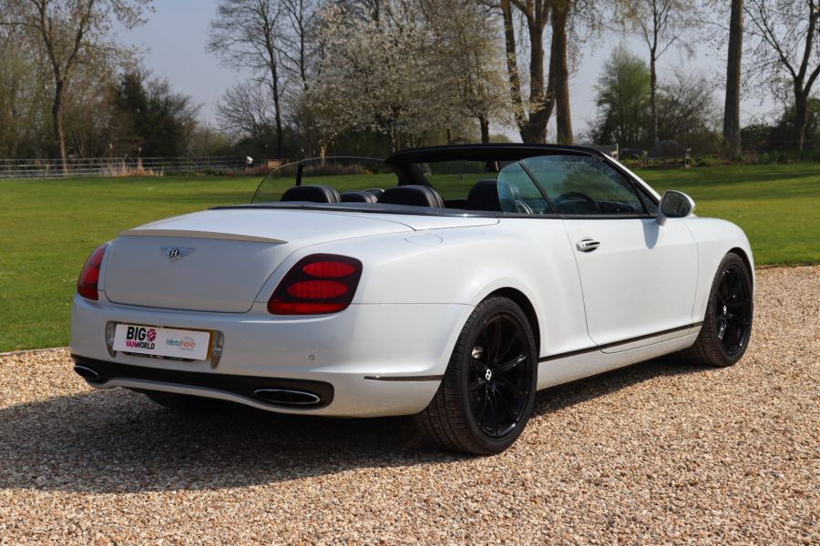 BENTLEY CONTINENTAL GTC SUPERSPORTS - 10504 - 5