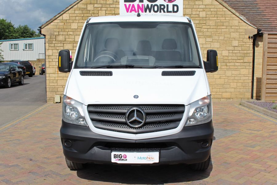 MERCEDES SPRINTER 313 CDI 129 MWB SINGLE CAB CHASSIS - 12090 - 11