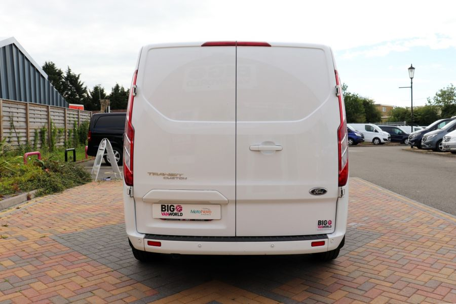 FORD TRANSIT CUSTOM 310 TDCI 130 L1H1 LIMITED SWB LOW ROOF - 10921 - 7