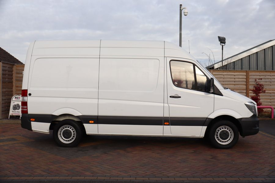 MERCEDES SPRINTER 314 CDI 140 MWB HIGH ROOF - 12097 - 7