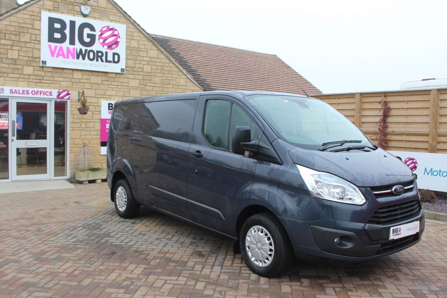 FORD TRANSIT CUSTOM 290 TDCI 125 L2 H1 TREND LWB LOW ROOF FWD - 7063 - 2