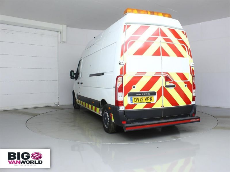 RENAULT MASTER LH35 DCI 125 L3 H3 LWB HIGH ROOF - 6651 - 4