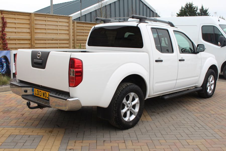 NISSAN NAVARA DCI 190 TEKNA CONNECT 4X4 DOUBLE CAB - 7425 - 5