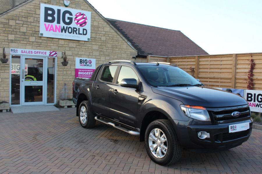 FORD RANGER WILDTRAK 4X4 TDCI 197 DOUBLE CAB - 7356 - 2