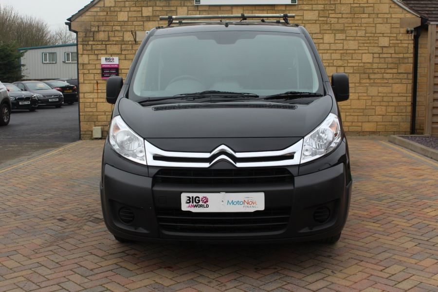 CITROEN DISPATCH 1000 HDI 90 L1 H1 ENTERPRISE SWB LOW ROOF - 9169 - 9