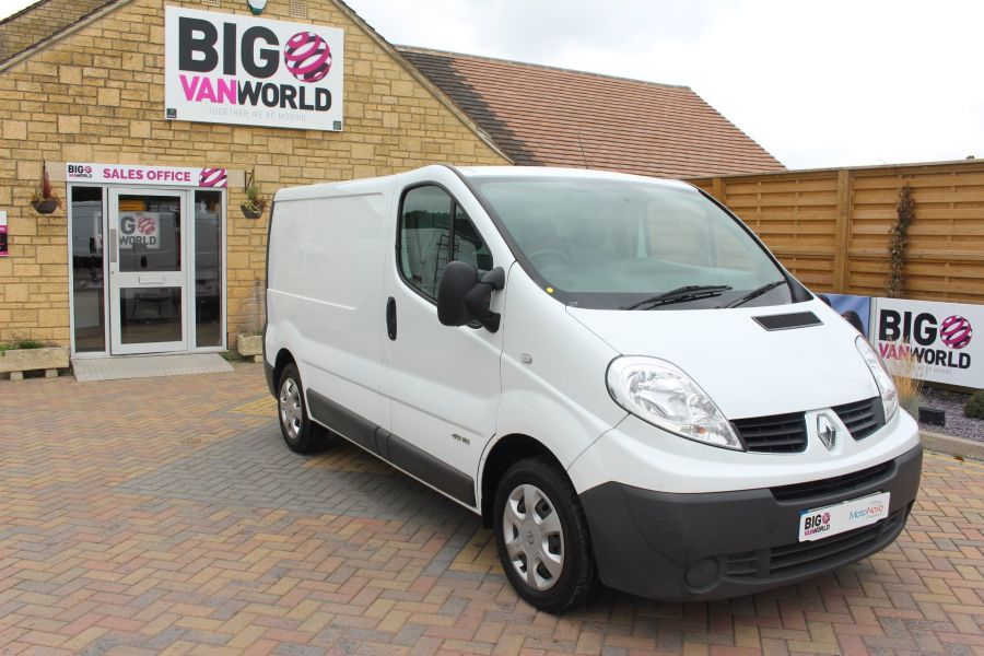 RENAULT TRAFIC SL27 DCI 115 EXTRA SWB LOW ROOF - 6450 - 2