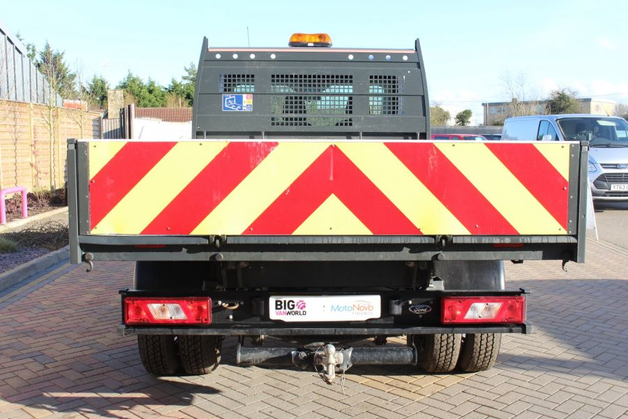 FORD TRANSIT 350 TDCI 125 SINGLE CAB 'ONE STOP' ALLOY TIPPER DRW - 7213 - 14
