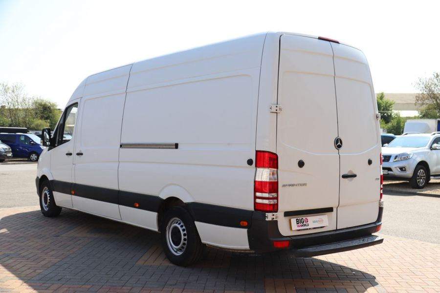 MERCEDES SPRINTER 313 CDI 129 LWB HIGH ROOF - 10780 - 8