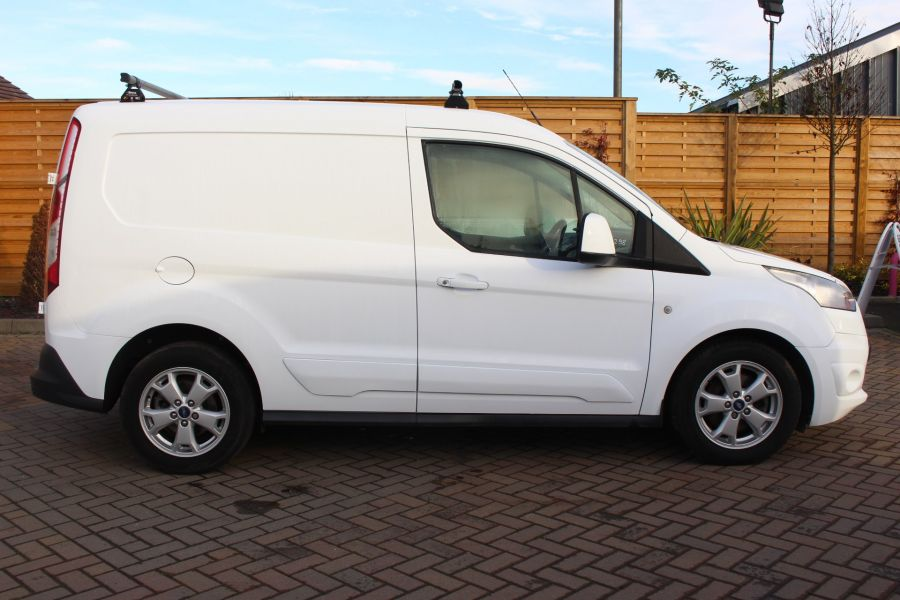 FORD TRANSIT CONNECT 200 TDCI 115 L1 H1 LIMITED SWB LOW ROOF - 6964 - 4
