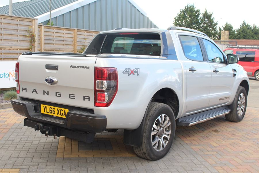 FORD RANGER WILDTRAK TDCI 200 4X4 DOUBLE CAB - 9158 - 5
