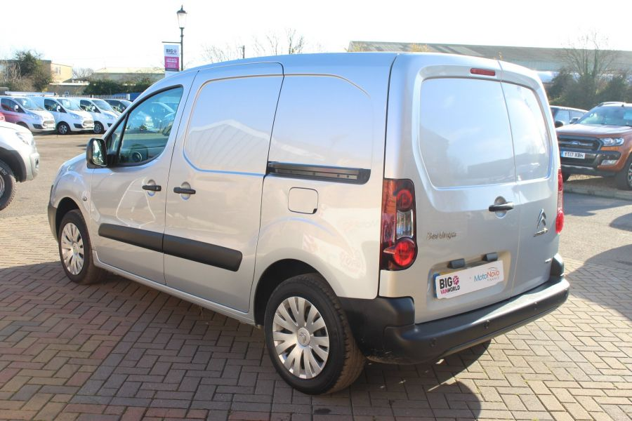 CITROEN BERLINGO 625 BLUE HDI 75 L1 H1 ENTERPRISE SWB LOW ROOF - 6994 - 7