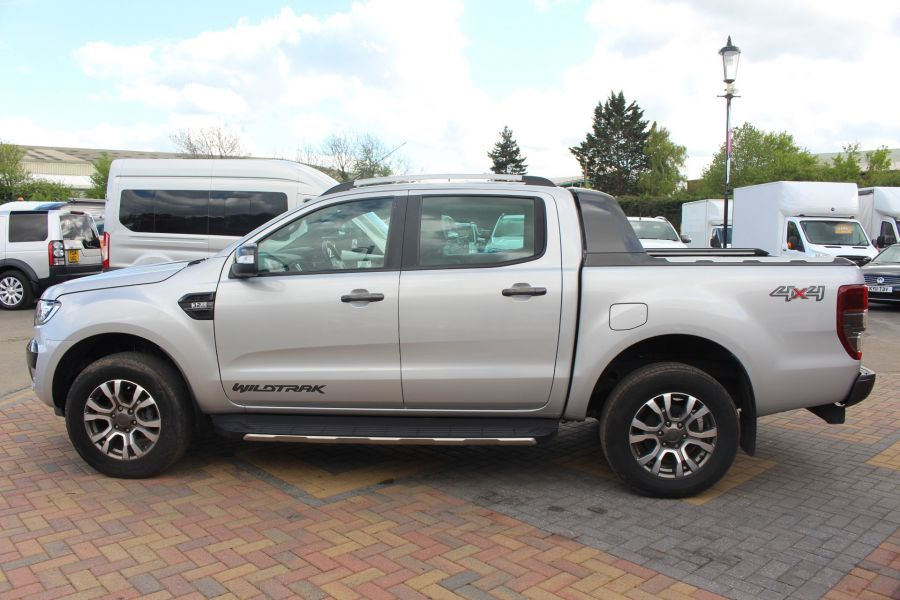 FORD RANGER WILDTRAK TDCI 200 4X4 DOUBLE CAB - 9158 - 8