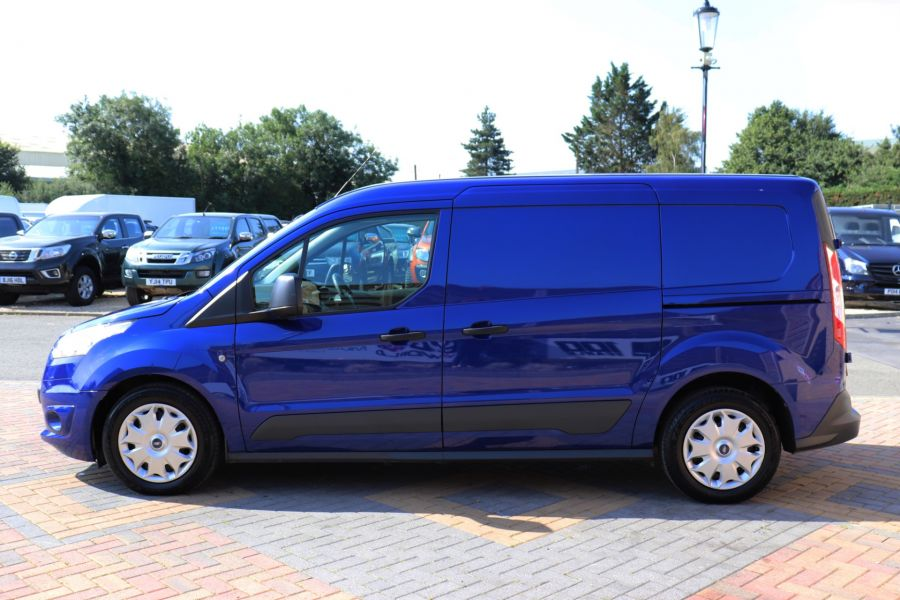 FORD TRANSIT CONNECT 210 TDCI 95 L2H1 TREND LWB LOW ROOF - 9800 - 8