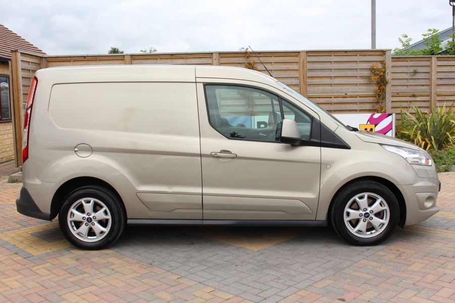 FORD TRANSIT CONNECT 200 TDCI 115 L1 H1 LIMITED SWB LOW ROOF - 9459 - 4