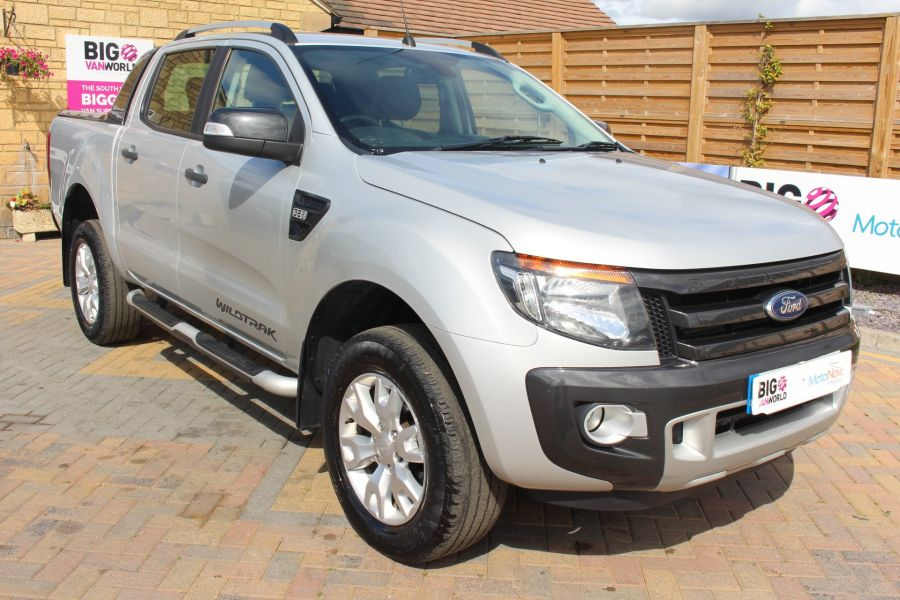 FORD RANGER WILDTRAK TDCI 200 4X4 DOUBLE CAB  - 8201 - 1