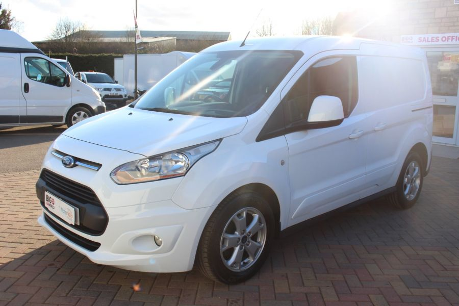 FORD TRANSIT CONNECT 200 TDCI 115 L1 H1 LIMITED SWB LOW ROOF - 7426 - 8