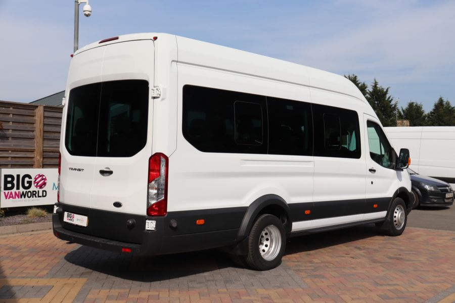 FORD TRANSIT 460 TDCI 125 L4H3 TREND 17 SEAT BUS HIGH ROOF DRW RWD - 10326 - 6